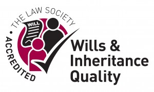 The Law Society Accredited. Wills & Inheritance Quality