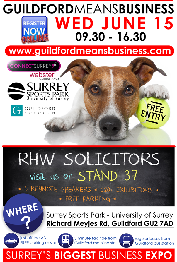 Guildford Means Business – 15th June 2016