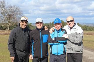 Challengers Golf Day – BEST Team Photo