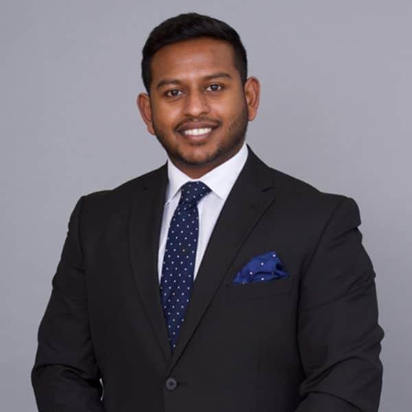 Arjun Sreedaran - rhw Solicitors, Guildford