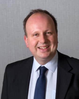 Chris Hunter, Business Development Manager