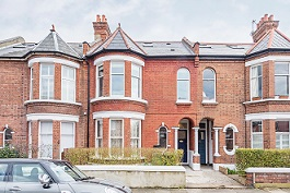 Property search agent finds dream home in Balham