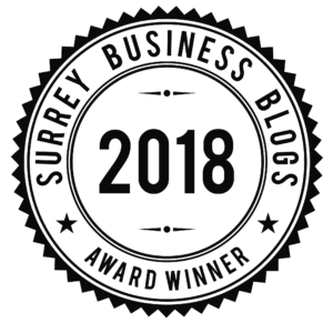 Surrey Business Blogs 2018