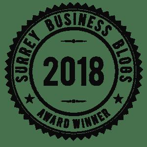 Surrey Business Blogs 2018
