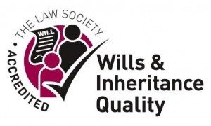 Law Society Accredited - Wills & Inheritance Quality