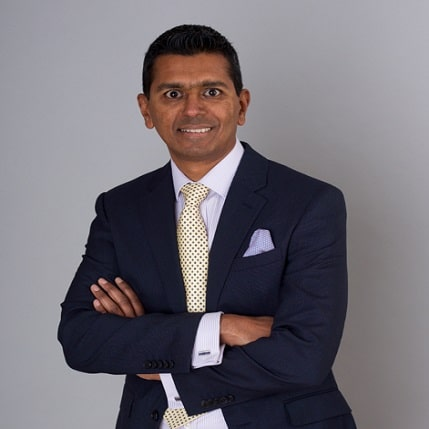 Tariq Mubarak, property lawyer at rhw Solicitors in Guildford